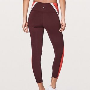 Lululemon kick swerve sweat tight leggings